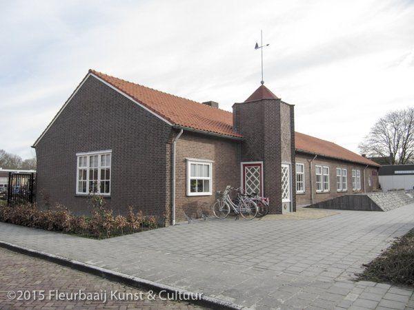 Administratiegebouw van de Dienst der Zuiderzeewerken