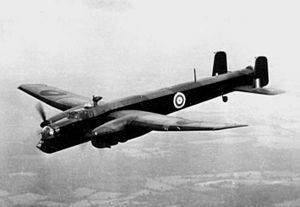 Armstrong Whithworth Whitley Mk V  P4968