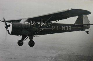 Auster Mk. V PH-NDB