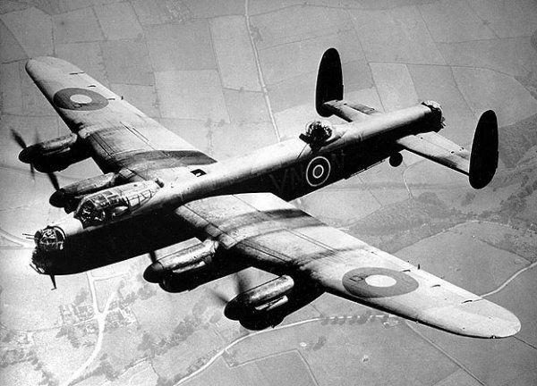 Avro Lancaster Mk. I LL807