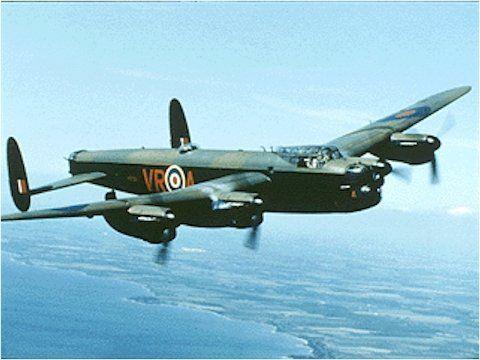 Avro Lancaster Mk. I W4784
