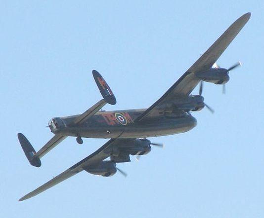 Avro Lancaster Mk. lll JA902