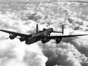 Avro Lancaster Mk. lll JA702