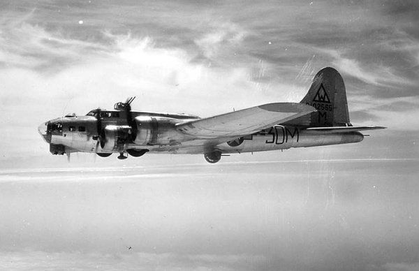 Boeing B-17G 42-102565, the Ugly Duckling