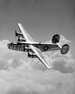 Consolidated B-24J Liberator 42-73495