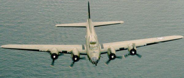 Boeing B-17GSH 42-30280, Crazy Horse
