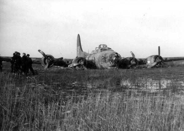 Boeing B-17G 42-37950, Dinah Might