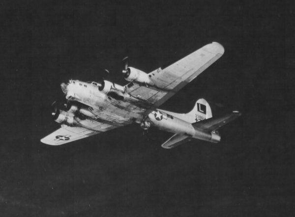 Boeing B-17G 42-31189, Paragon