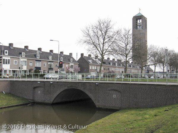 Boogbruggen stadsgracht