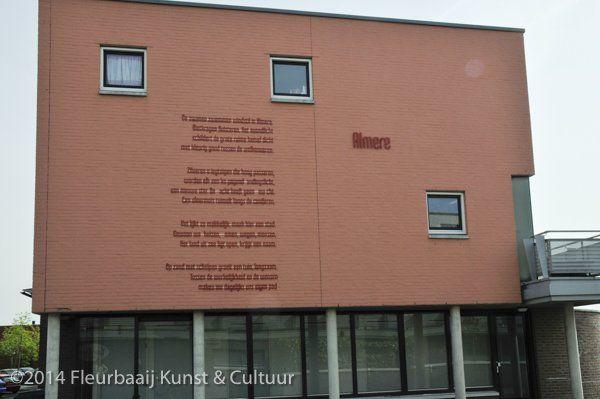 Gedicht Almere