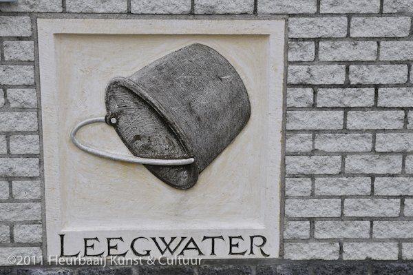 Gevelsteen Leegwater