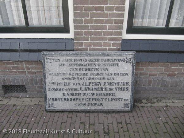 Stichtingssteen Van Alphenstichting
