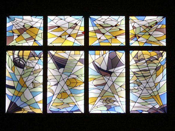 Glas-in-lood Arbeidsbureau