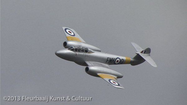 Gloster Meteor T.Mk.7 1-301