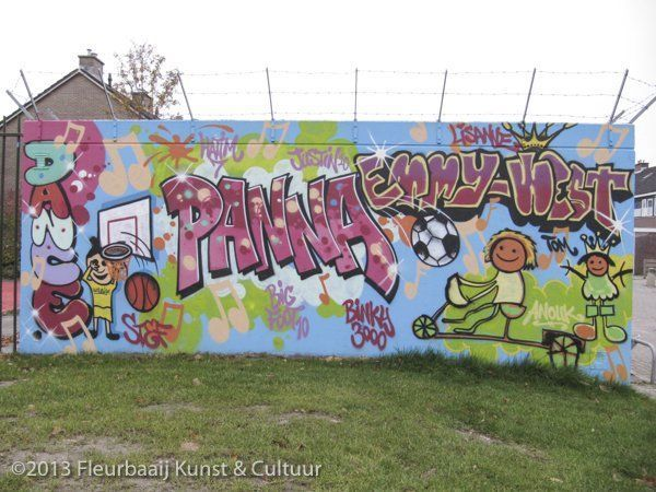 Graffiti Dommelplein