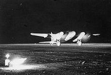 De Havilland Mosquito NF. XIII MM519