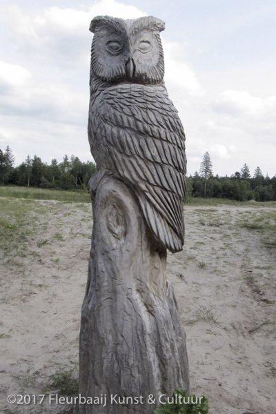 Houtsculpturen