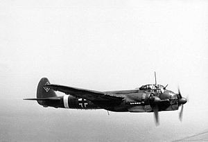 Junkers Ju 88A-4 550283