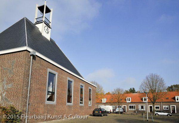 Kerkplein en  Herv. Kerk