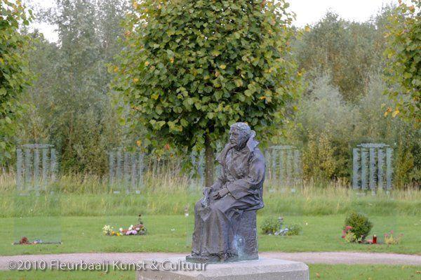 Herdenkingsplek Koningin Wilhelminabos