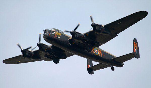 Avro Lancaster Mk. I ED357