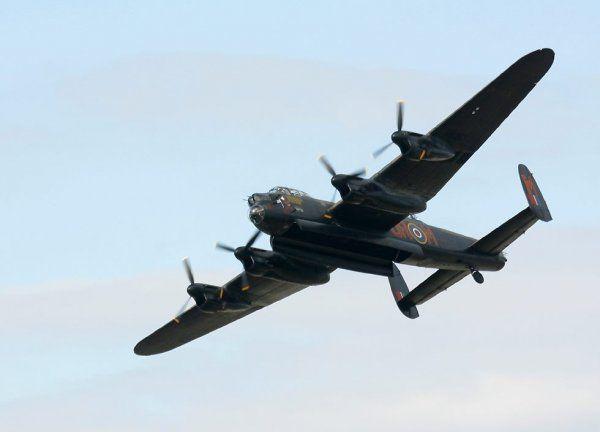 Avro Lancaster Mk. III ED618