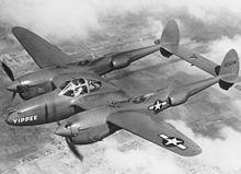 Lockheed P-38J, 42-67302