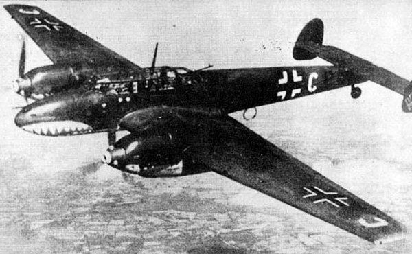 Messerschmit Bf 110