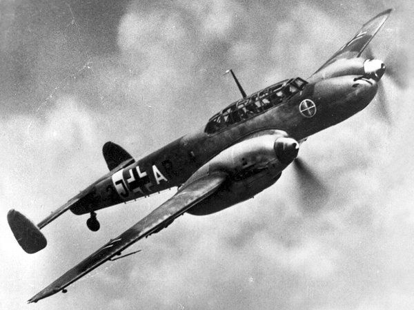 Messerschmitt Bf 110F-4, 4811