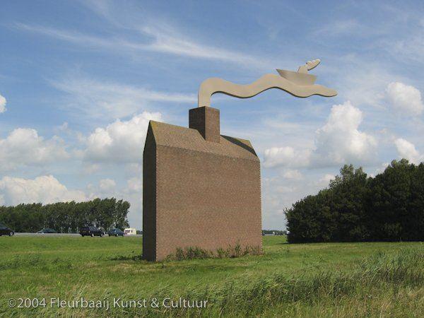 Monument voor de Noordoostpolder
