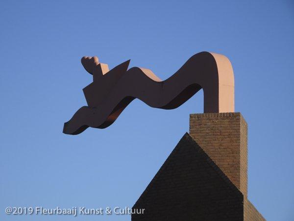 Windwijzer Monument voor de Noordoostpolder