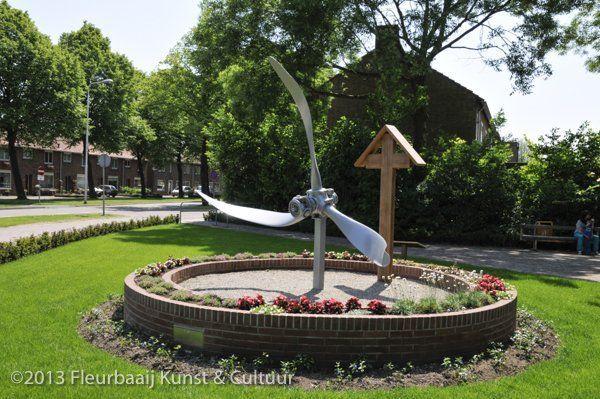Monument voor Geallieerde Vliegers