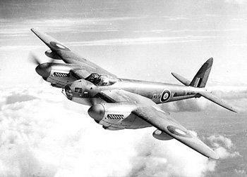 De Havilland Mosquito B Mk XVI, ML979