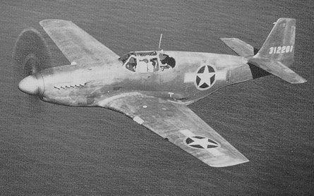 Mustang P-51B-1-NA 43-12264