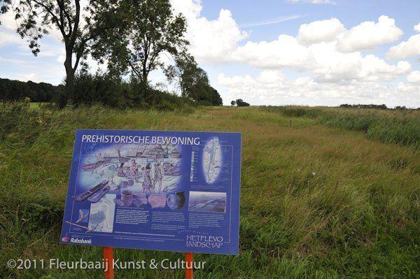 Prehistorische vondsten NP14
