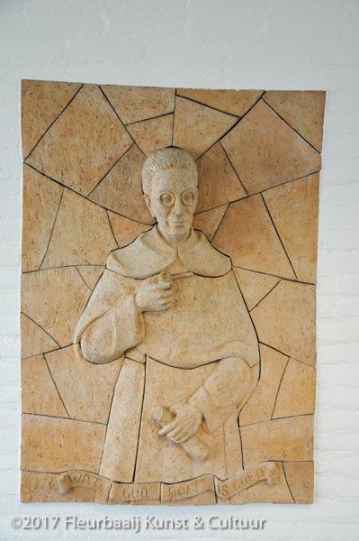 Reliëf Titus Brandsma