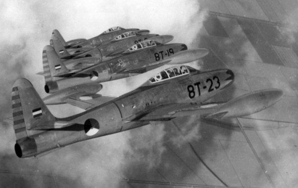 Republic F-84G Thunderjet K-159