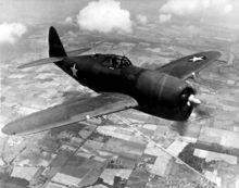 Republic P-47D-20-RE Thunderbolt