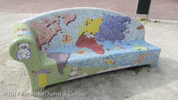 Social Sofa 'A place for everyone'