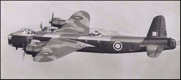 Short Stirling lll BF523