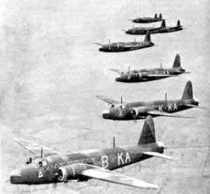 Vickers Wellington Mk. IC X9786