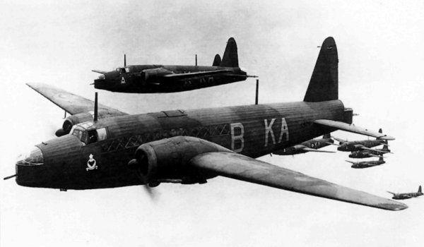 Vickers Wellington Mk. IC R1440