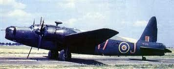 Vickers Wellington Mk.X, HF544