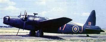 Vickers Wellington Mk.X, HF544