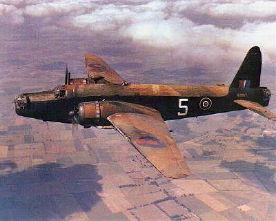 Vickers Wellington Mk. 1C R1757