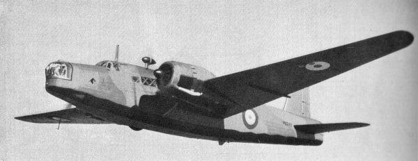 Vickers Wellington Mk. 1C R1322